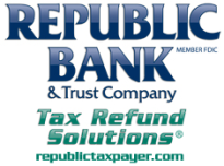 Republic Bank - Tax Refund Solutions